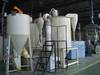 Plastic extruder/plastic extrusion line