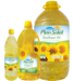 Crude and Refined sunflower oil