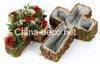 Rattan ball decoration for holiday