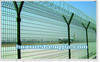 Pvc coated after galvanized air port fence