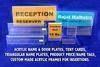 Acrylic Display & Presentation Systems, Advtg & Promotional Items