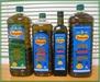 Olives, olive oil, canned fruits and vegetables, oregano, snails