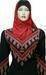Jilbab from Abedah for embroidery