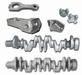 Heavy duty engine crankshafts