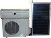 100% solar air conditioner for homes