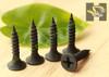 Black Phosphated Bugle Head Drywall Screw