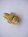 CNC machining BNC brass pipe/fitting/joint