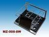 8 Golf Clubs Display Stand - circle shaped wire base