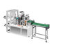 Automatic non-woven fabric boot cover making machine