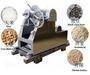 Grain food puffing machine for wheat, rice, corn