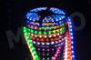 Flat 3 wires LED rainbow tube