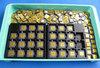 Ceramic CPU Gold Scraps / Used Memory RAM's  Sticks