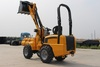 Mini Loader HQ180 with CE, YANMAR engine