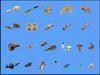 RF Connector- (SMA, SMB, SMC, SSMA, SSMB, SSMC, SMZ,7/16,MMCX, MCX, TNC, F)