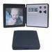 Photo frame with alarm clock, multifunction photo frame