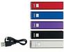 Power Bank/portable iphone charger 1800mAh,2000mAh,2200,2600mAh