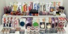 Maybeline, Covergirl, MAC, L'Oreal, Revlon, Victoria Secret Cosmetics