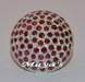 Fashion Accessories: Gemstone Buttons Cufflinks Brooch Belt Buckles