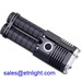 SS-T07 Double Pipes Cree XML T6 LED Bulbs 5 Modes Flashlight Torch