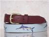 Fashion Needlepoint Leather Belts, buckle belts, men's belts
