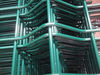 3d panel fence triangular curved fence