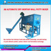 A8 automatic dry mortar putty powder mixer
