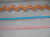 Elastic webbing, cotton belt, pp tape