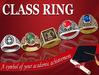College rings, School rings, Graduation rings, Rings