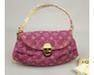 **Louis Vuitton Monogram Denim Speedy M95019**