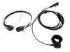 Covert acoustic tube earpiece GT-E014