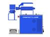Handheld Fiber Laser Marking Machine for Plastic and Metal PEDB-400H