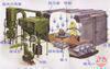 Environmental Cellular Sand Blast Room