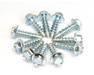 SUS410 self drilling screw
