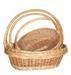 Natural Rattan Woven Baskets