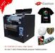 Multi-purpose 6 colors A3 size DTG T-shirt printer /digital flatbed pr