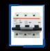 10KA NC-100A 125A 3 poles magnetic miniature circuit breaker