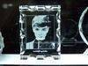 2d/3d photo crystal/glass/acrylic engraving machine