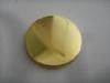 Resin button