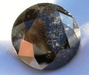 44.85 cts Natural Black Diamond
