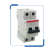 Low voltage sh201 2 pole electrical air magnetic circuit breaker