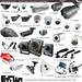 Cctv security cameras WDR700TVL