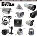 Cctv security cameras WDR700TVL