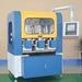 Thermal break knurling machine