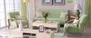 1501 sofa set with bent wood frame