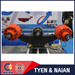 TYEN drum brake axle bpw axle for semi trailer