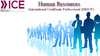 Human Resources International Certificate Professional (HRICP)