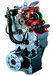 Sell ZF 4WG200/6WG200 transmission/gearbos for ZL50/PY180/ CLG835