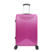 Tengyao ABS Fashion zipper trolley luggage carry on suitcase