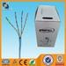 Network LAN Cable 100MHz Fluke Pass Cat5e UTP Indoor Pull Box