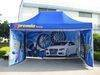 Dye-sublimation printing tent